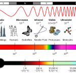 Det eletromagnetiska spektrat
