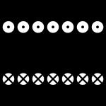 Magnetiska flödeslinjer runt en solenoid
