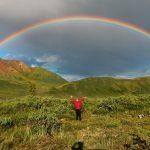 Regnbåge, primär och sekundär - Fotografi