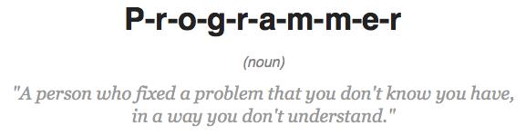 Om programmering