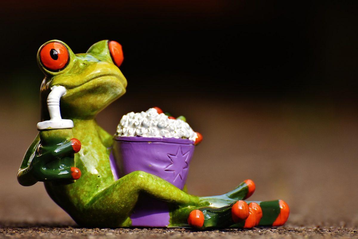 Problem med popcorn